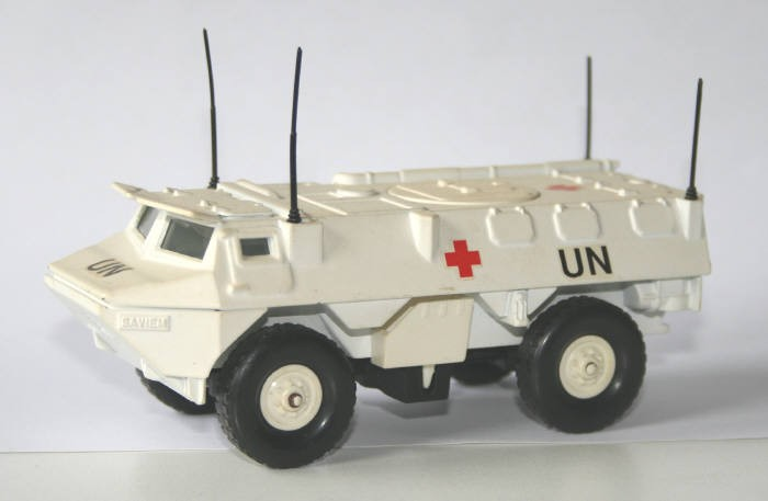 Solido 1/50 Renault VAB United Nations