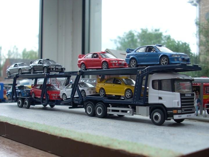 scania car