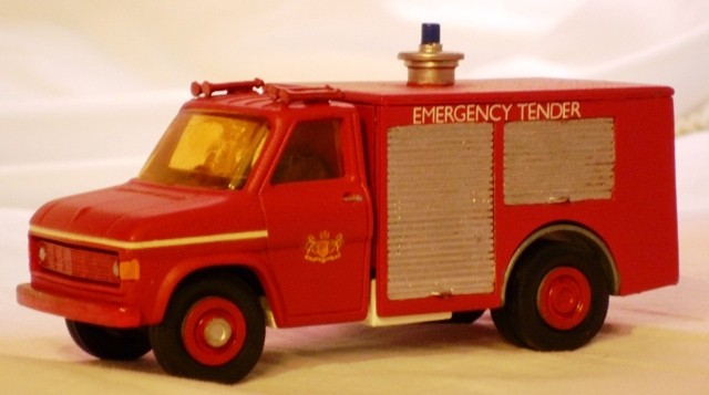 Ford A series emergency tender