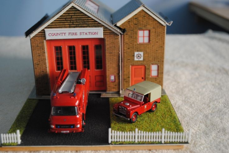 Village Fire Station