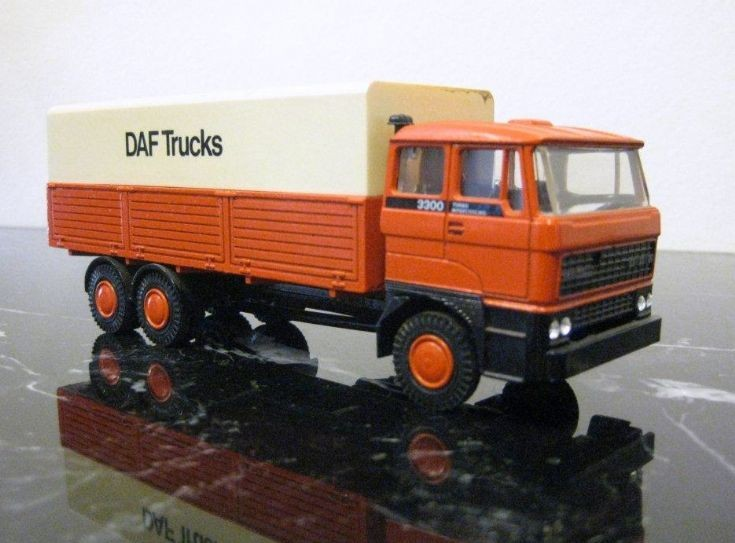 DAF Trucks 3300 Turbo Intercooler