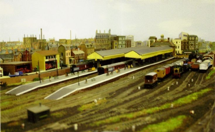 My Model Railway, Scale 1:72, 2010, Mixed