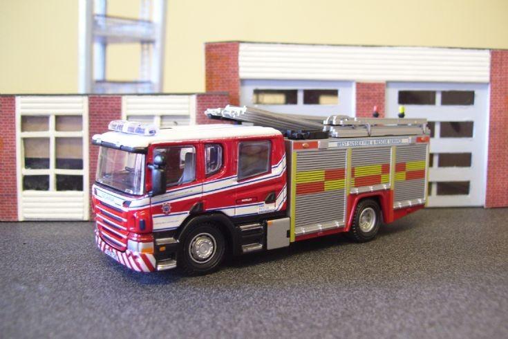 West Sussex Scania/JDC WrL.