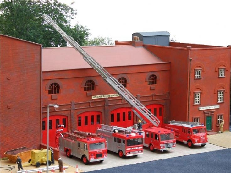 Holgate Road Fire Station