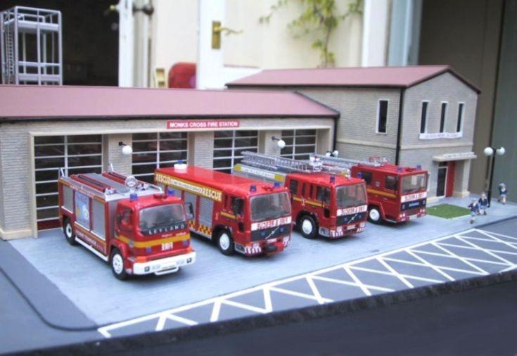 Monks Cross Fire Station