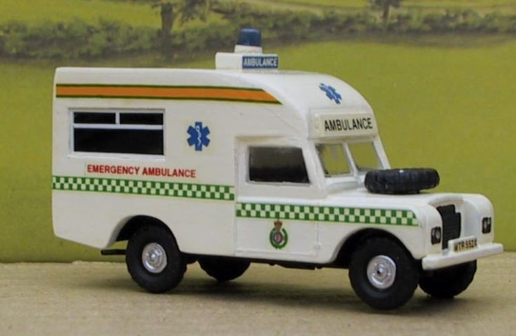 Landrover Ambulance