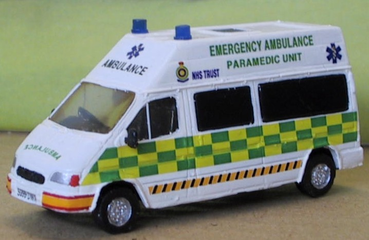 Transit Emergency Ambulance