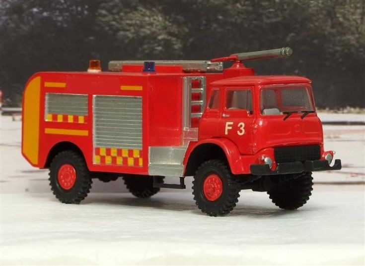 Bedford/HCB Angus Crash Tender
