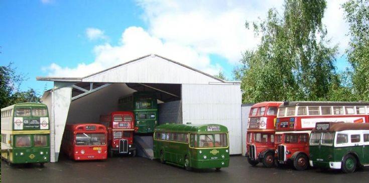 Cobham Bus Museum (Redhill Road)