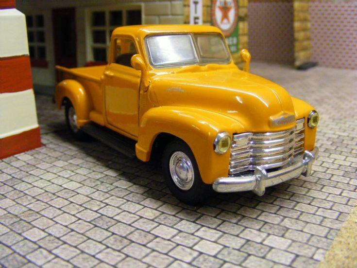 Chevy 3100 'Advance Design'