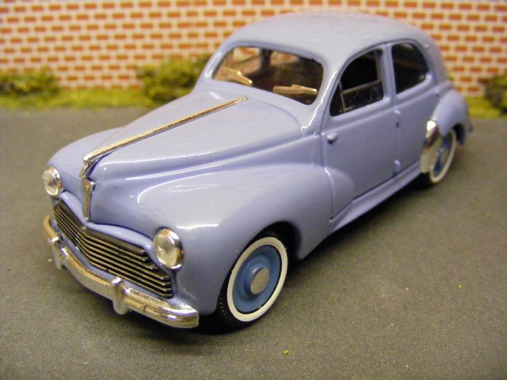 Peugeot 203 - Solido