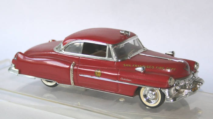 Vitesse 1/43 Cadillac typ 62 Coupe SFFD