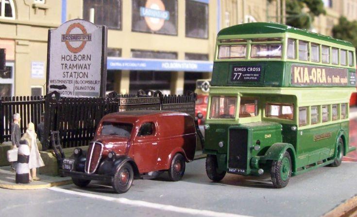 Holborn Underground Station, Kingsway