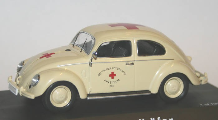 Schuco 1/43 Volkswagen Beetle