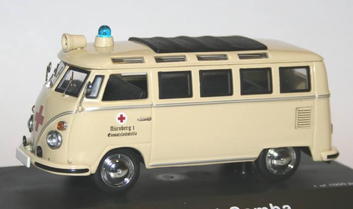 Schuco 1/43 Volkswagen Samba T1