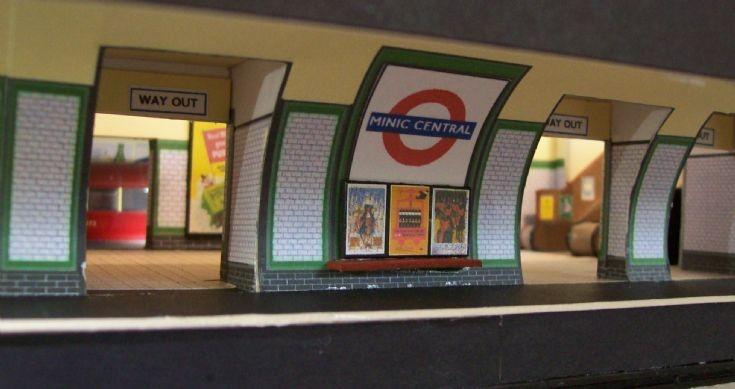 Minic Central Underground Station
