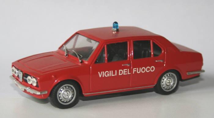 Progetto-K 1/43 Alfa-Romeo Alfetta