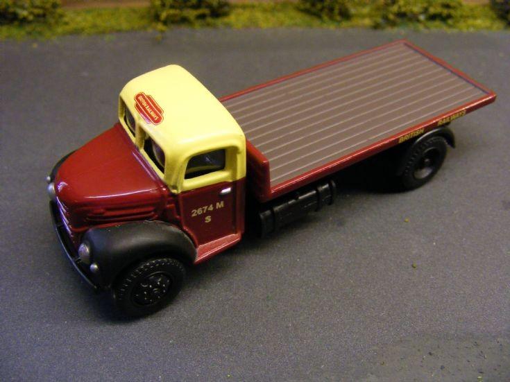 Ford Thames ET6 - Classix