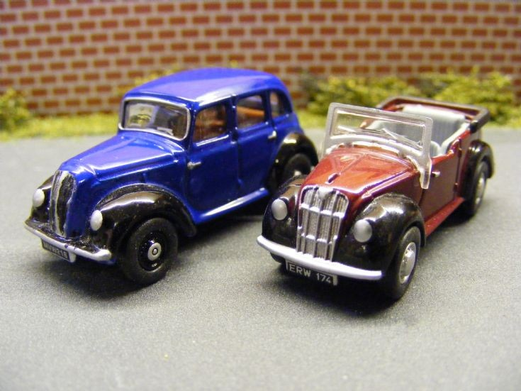 Morris Eight 'E' Series