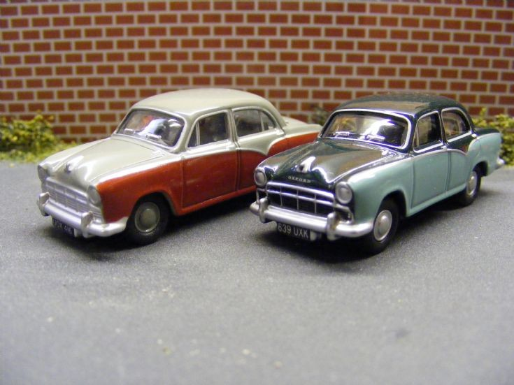 1954 Morris Oxford