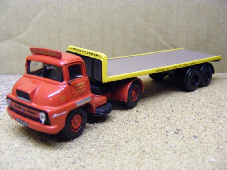 Ford Thames Trader - Base Toys