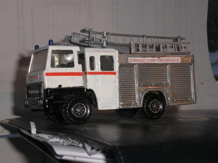 Bedford TM 4x4 Irish army
