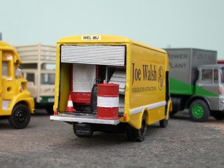1/76 Noddy van #2
