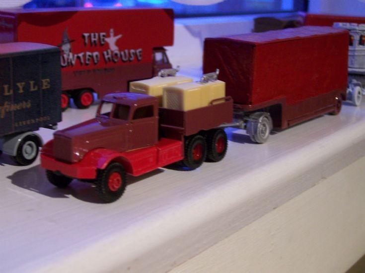 My model fleet