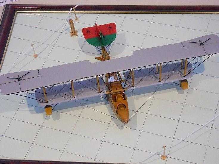 Water - bi - plane