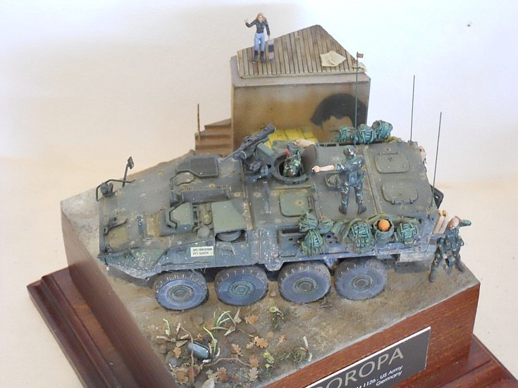 M1126 Infantry Carrier Vehicle