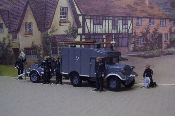 NFS Fordson ATV.