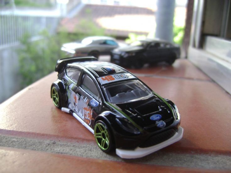 11 Ken Block Ford Fiesta