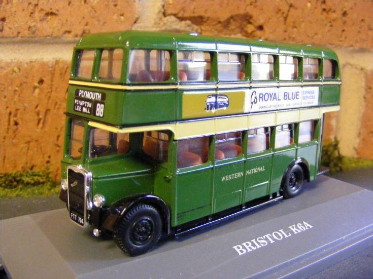 Corgi OOC 97854 Bristol K6A - Western National