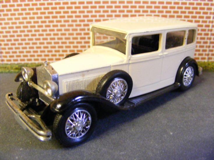 1929 Rolls Royce 20/25 Saloon
