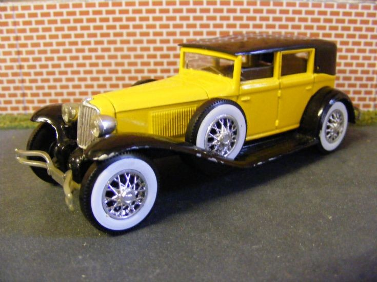 1929 Cord L-29 Sedan