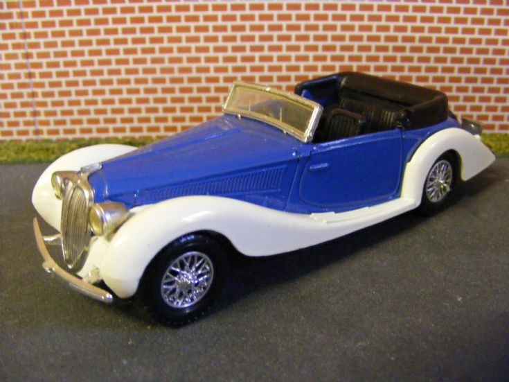 1939 Delahaye 135M Figoni-Falaschi