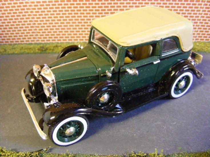 1932 Ford Model 'A' Convertible Sedan