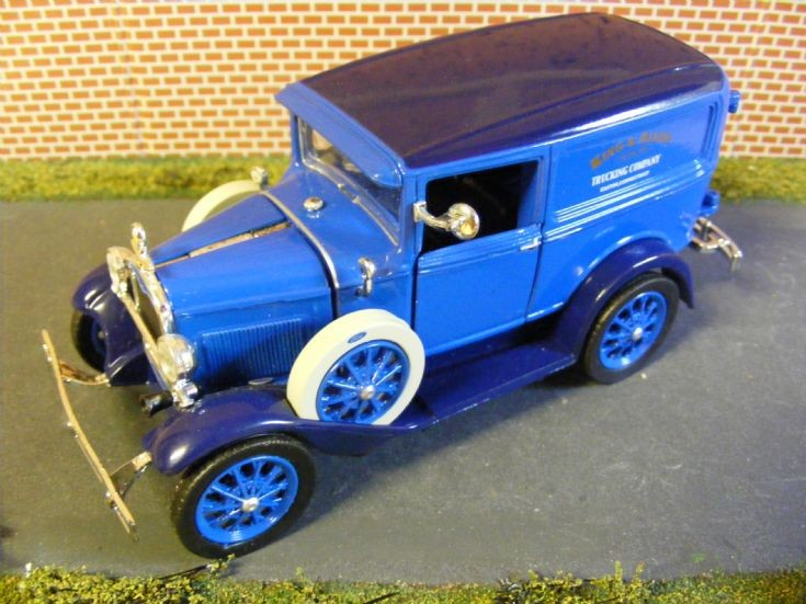 1931 ford Model 'A' DLX Delevery Van