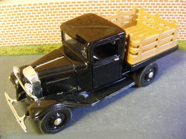1934 Ford V8 Stake Truck