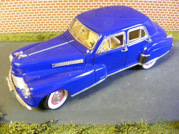 1941 Cadillac Series 60 Sedan