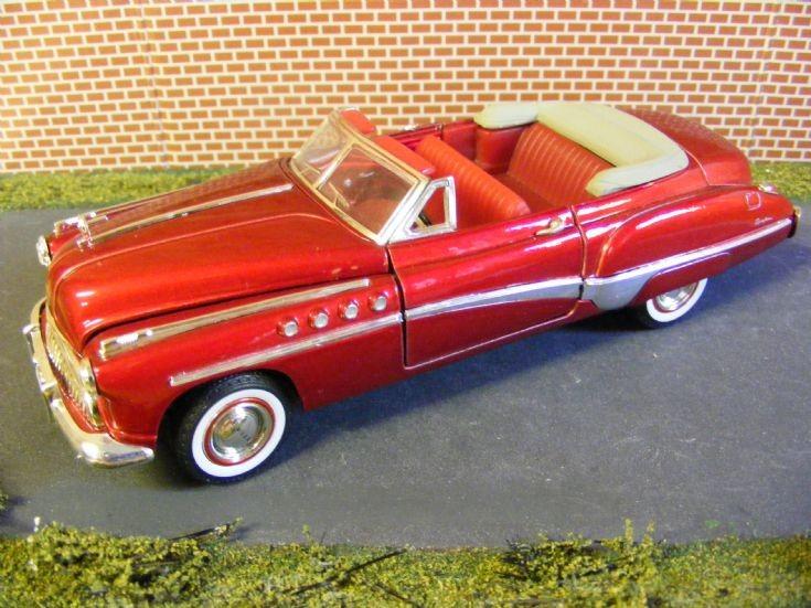 1949 Buick Roadmaster Convertible