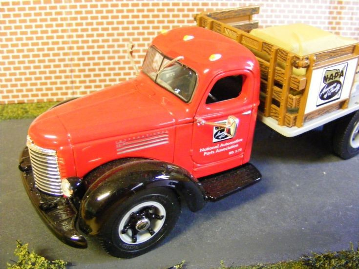 1949 International KB-8 Stake Truck