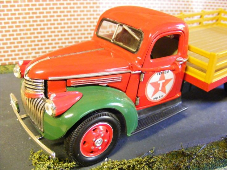 1941 Chevrolet 1 Ton Stake Truck
