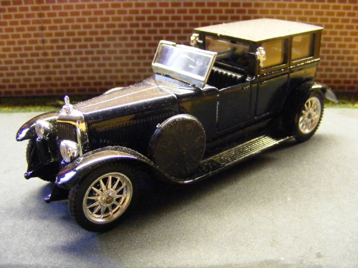 1925 Panhard Levassor 35CV Landaule