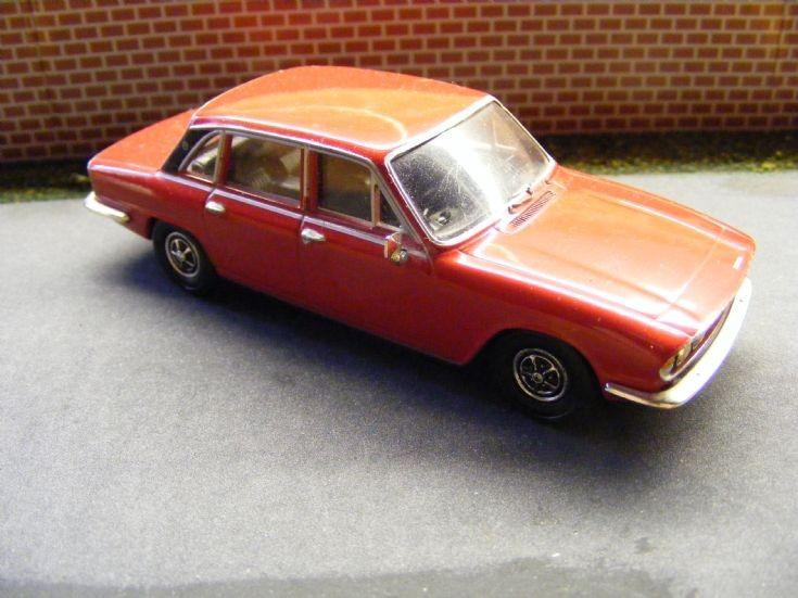 1972 Triumph 2.5Pi Mk II Saloon