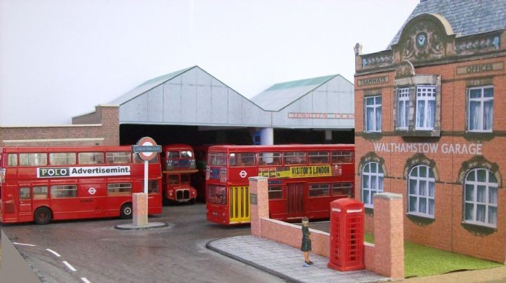 Walthamstow LT bus garage