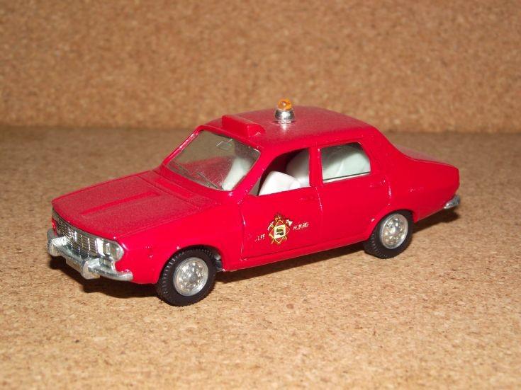 Pilen, Renault 12-S Bomberos (Fire Service)