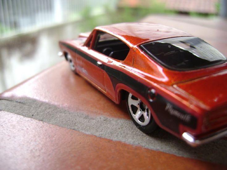 68 Plymouth Hemi Cuda