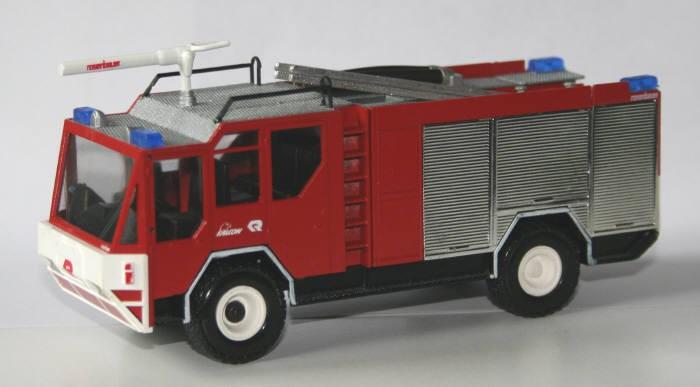Conrad 1/43 Rosenbauer-Falcon watertender