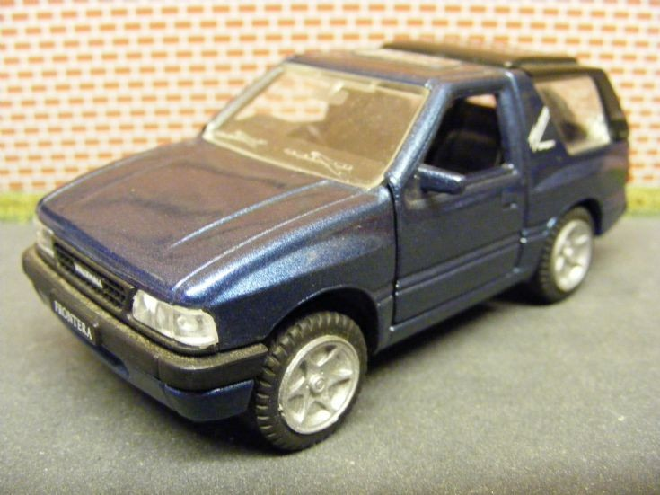 Transport Models 1989 98 Vauxhall Frontera Soft Back